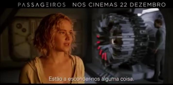 Sound Station produz versão portuguesa do trailer de Passageiros